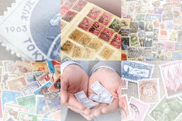 切手買取画像