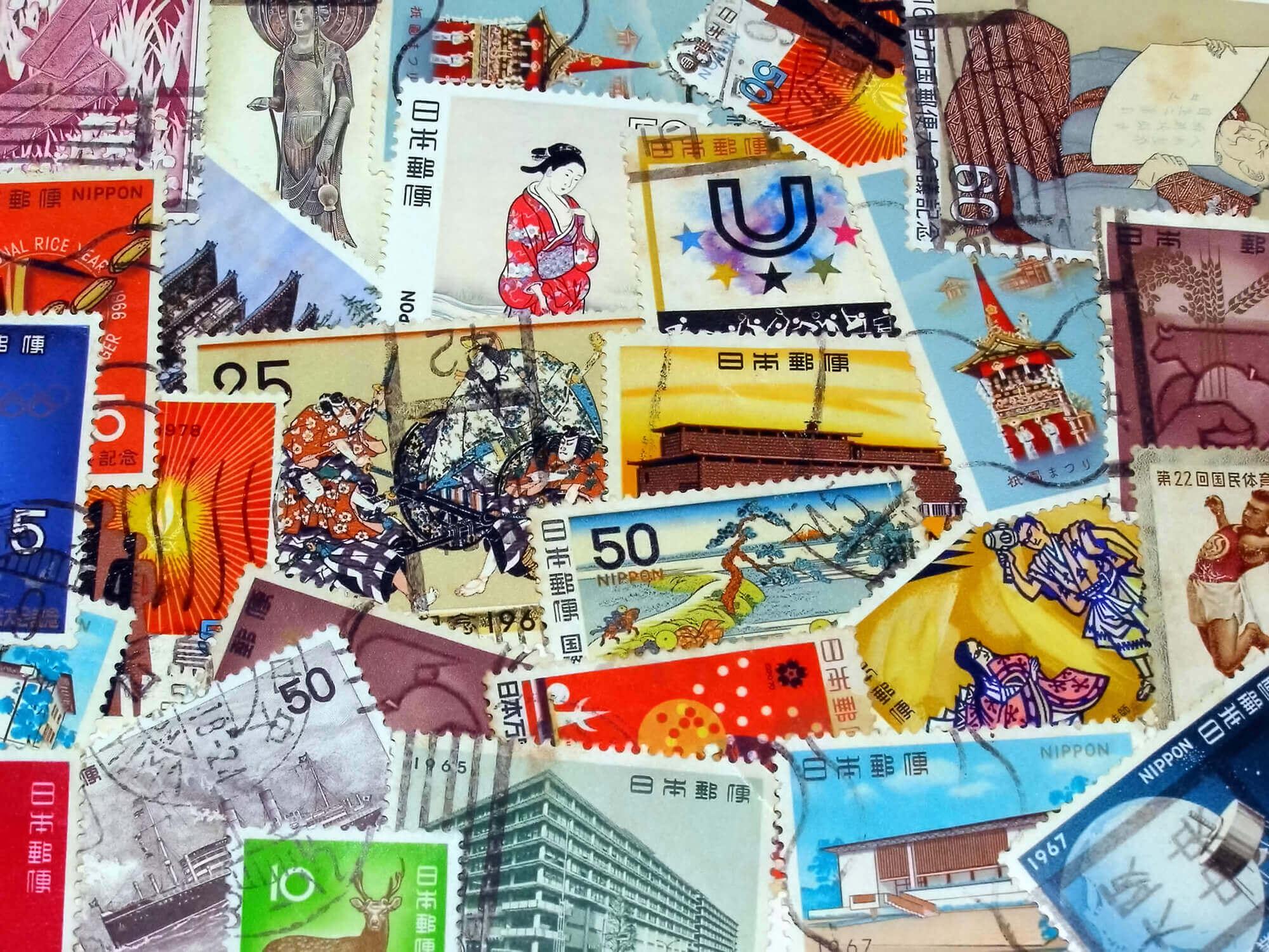 切手はバラでも買取可能?高く買取ってもらえる方法とは?