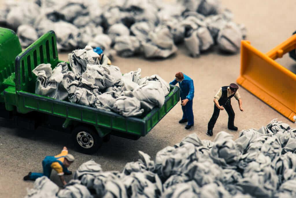 着物処分方法1. 家庭ゴミとして処分する