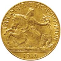 パナマパシフィック金貨