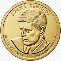 大統領1ドル硬貨